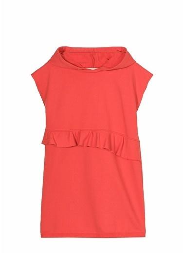 Andorine Elbise Kırmızı